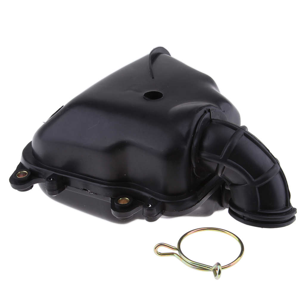 Motorcycle Air Intake Filter Box Cleaner for Yamaha JOG 50cc 2 Stroke Scooter