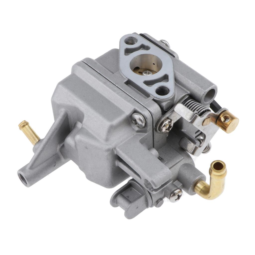 Carburetor - Motorcycle Carb For Yamaha Outboard  F 2HP 2.5HP 4 Strokes Engines