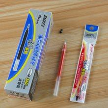 12 шт. BAOKE 0,5 мм/0,7 мм/1,0 мм матовый Гель-лак, ручка, школьная Ручка, заправка, высокая емкость, черные гелевые ручки, офисные школьные принадлежн...(China)