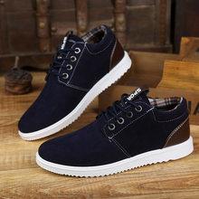 UPUPER Günstige Männer Casual Schuhe Komfort Mode Britischen Stil Männer Schuhe Warme Winter Schuhe 2019 Männer Schuhe Arbeit(China)