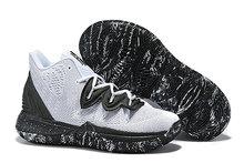 חם בני ילדים Kyrie V 5 אירווינג 5S גברים נוער בנות נשים זום ספורט כדורסל נעלי אימון נעלי ספורט גבוהה קרסול(China)