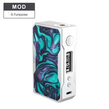 Drag Vape Mod 157W коробка модов вейпер электронная сигарета испаритель батарейный мод для электронных сигарет коробка нет Двойной 18650 батарея 510 р...(China)