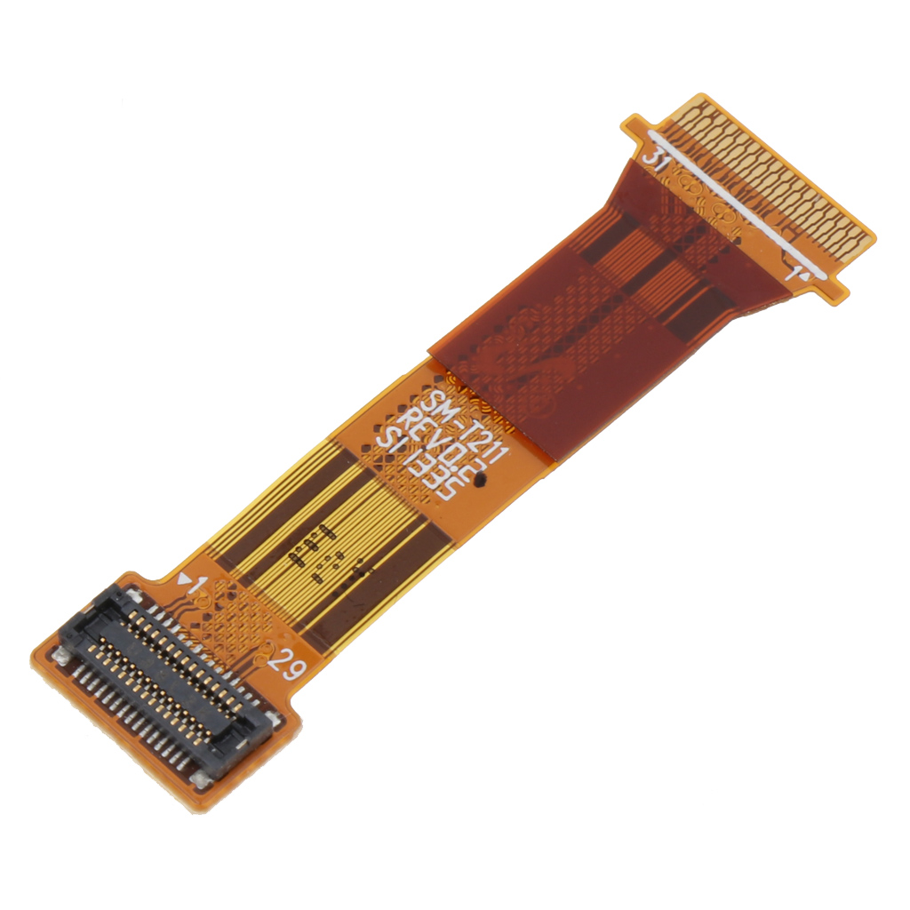 LCD Display Flex Cable Ribbon Part For Samsung Galaxy TAB 3 7.0 T210 T211