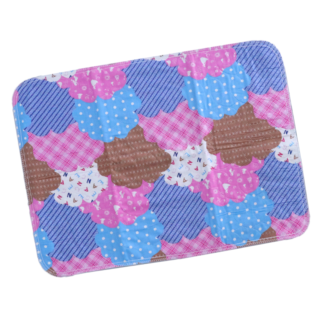 Waterproof Washable Premium Quality Incontinence Bed Pad Underpad Sheet Protector for Children Adults Elders 20*28 inches