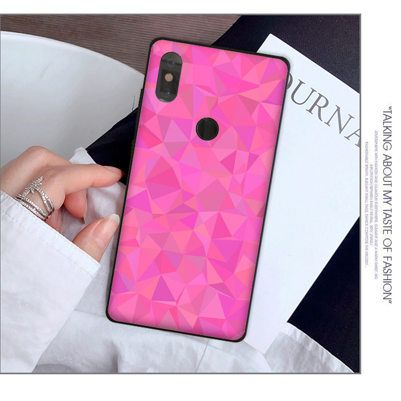 Diamond 3d Mirror Back Cover