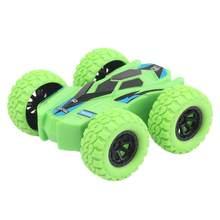 Leuke Auto Model Speelgoed voor Kinderen Mini Vier-Wiel Auto Veiligheid Grappige Jongens Inertie Voertuig Model Speelgoed Baby Educatief speelgoed(China)