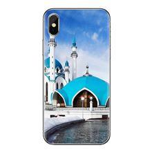 Cellule housse de téléphone Qolsharif Mosquée Kazan Russie Pour Oneplus 3t 5T 6T Nokia 2 3 5 6 8 9 230 3310 2.1 3.1 5.1 7 Plus 2017 2018(China)