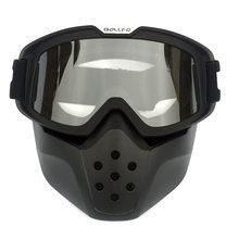 Erkekler kadınlar sürme kayak Snowboard kar araci gözlük maske kar kış kayak kayak Anti-UV su geçirmez gözlük Motocross güneş gözlüğü A(China)