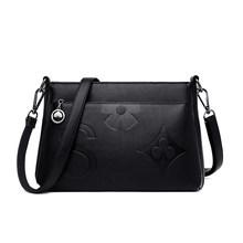 Moda impressão das senhoras bolsa marca pequena bolsa de ombro saco do mensageiro alta qualidade saco crossbody para as mulheres 2020 sac a principal femme(China)