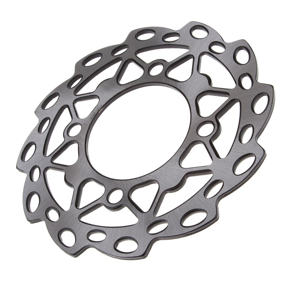 180mm/76mm Rear Brake Disc Rotor Metal Fits 110/125cc Dirt Pit Bike Pitbikes