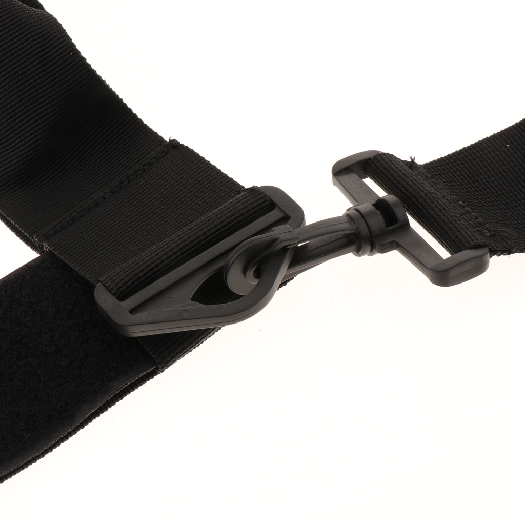 Scuba Diving Adjustable Tank Air Cylinder Carrier Shoulder Strap With Durable Holding Handle