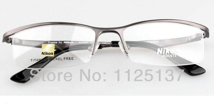 Wholesale-oculos De Grau Femininos AV9880 Titanium Nikon Eyeglasses ...