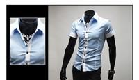 Мужская повседневная рубашка No brand MCS075