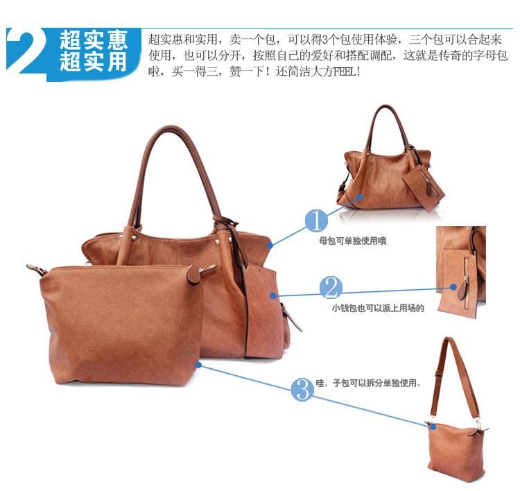 Genuine Leather Designer Purses Women Bags 2014 Women  And Handbags