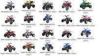 Двигатели и Запчасти для мотоциклов 110cc /auto Gear Atv sanxing @65551