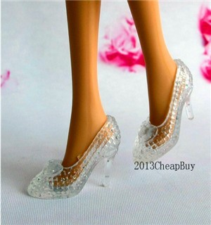 Free Delivery,Lady Birthday Reward 20 Pair Doll Footwear Combine Fashion Combine Coloration Footwear For Barbie Doll