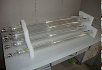 60W co2 стекло лазерный tube1200mm длина 55 мм диаметр