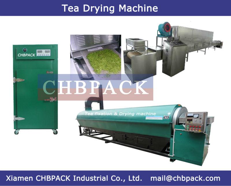 Tea Packaging Machine Tea Drying Machine