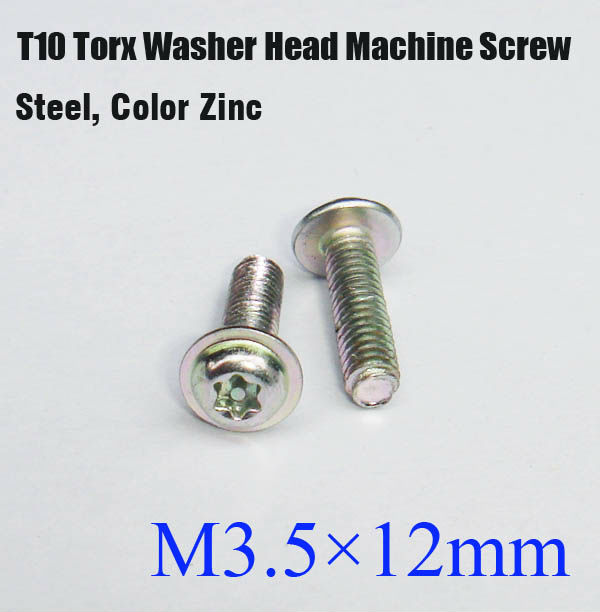 Wafer Head Machine Screws Phi Wafer Head Torx Machine