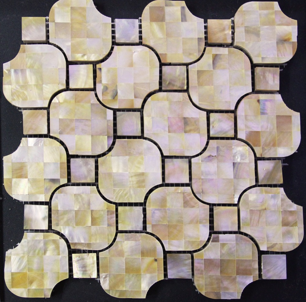 Online kopen Wholesale marmeren tegel mozaïeken uit China marmeren ...
