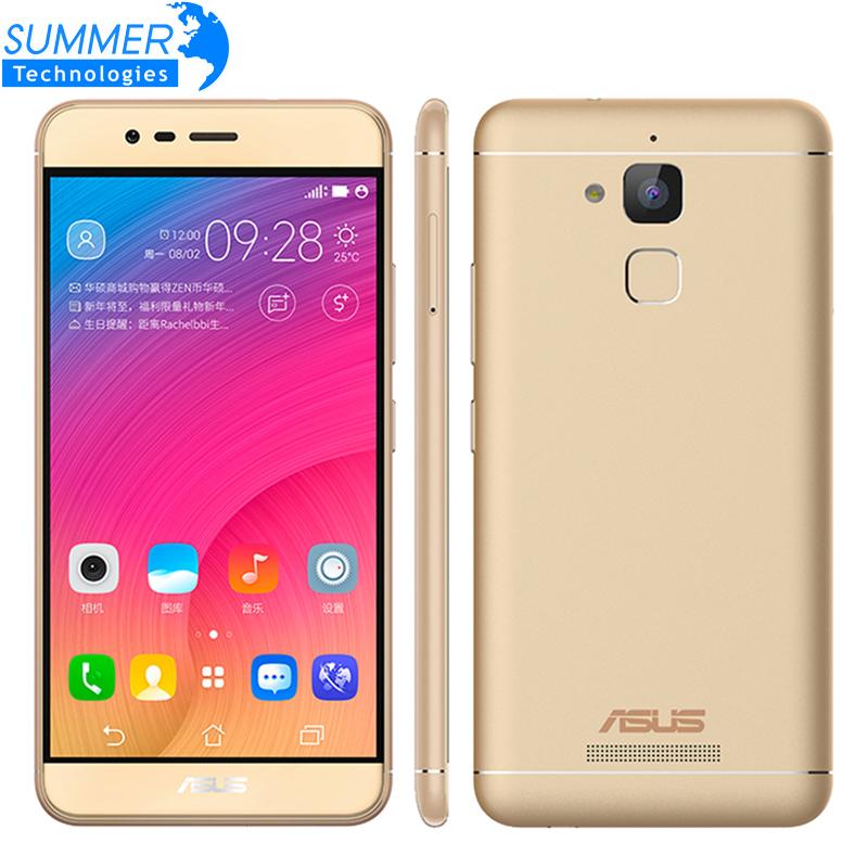 Original ASUS Zenfone Pegasus 3 X008 4G android 6.0 smartphone Fingerprint ID Quad core 5.2'' 4100 mAh 13MP moible phone(China (Mainland))