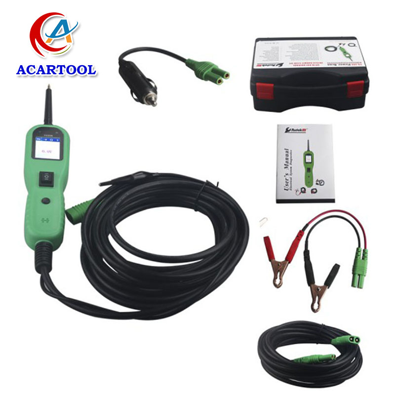New Arrival Autek PowerScan YD208 Circuit Tester Electrical Tester Test Diagnostics Tool As Same as Autel PS100 DHL FREE(China (Mainland))