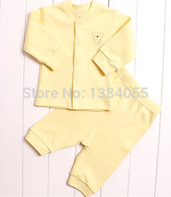 Розничная 2015 зима и осень стиль детская одежда детская одежда устанавливает Хлопка с длинным рукавом 2 шт. детская одежда бесплатная доставка(China (Mainland))