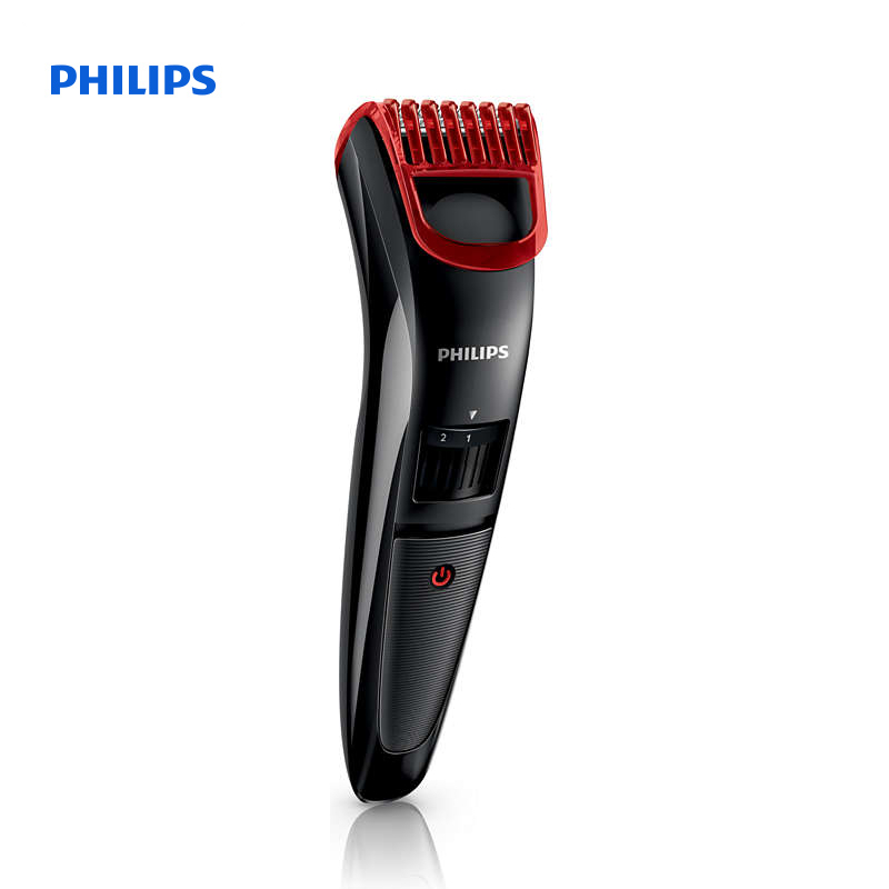 philips beardtrimmer series 3000 beard trimmer 1mm precision settings stainless steel blades 30. Black Bedroom Furniture Sets. Home Design Ideas