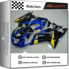 Injection mold Fairing kit for SUZUKI GSXR 600 750 K1 01 02 03 GSX-R 600 750 GSXR600 GSXR750 2001 2002 2003(China (Mainland))