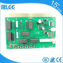 10pcs free shipping Jamma 60 in 1 Classical Game PCB for Cocktail Arcade Machine or Up Right arcade game machine(China (Mainland))