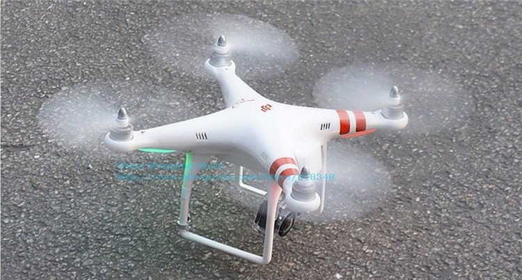 Genuine Dji Phantom RC Quadcopter Drone for GoPro Hero 3 2 1 Camera – with 2.4Ghz Radio Aerial Quad UAV With Naza-M+GPS