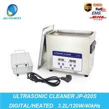 Digitale Beheizten Ultraschallreiniger Reinigung 3.2L Tank Körbe Uhren Dental PCB 120 Watt 40 kHz Ultraschall Reiniger Ultraschall Bad(China (Mainland))