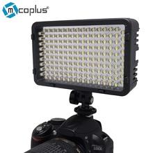 HD130 светодиодные лампы видео Lamp1280LM для Canon EOS 5D 7D 50D 70D 550D 600D 650D 1100D T3i T4i DSLR камеры видео свет Аксессуары