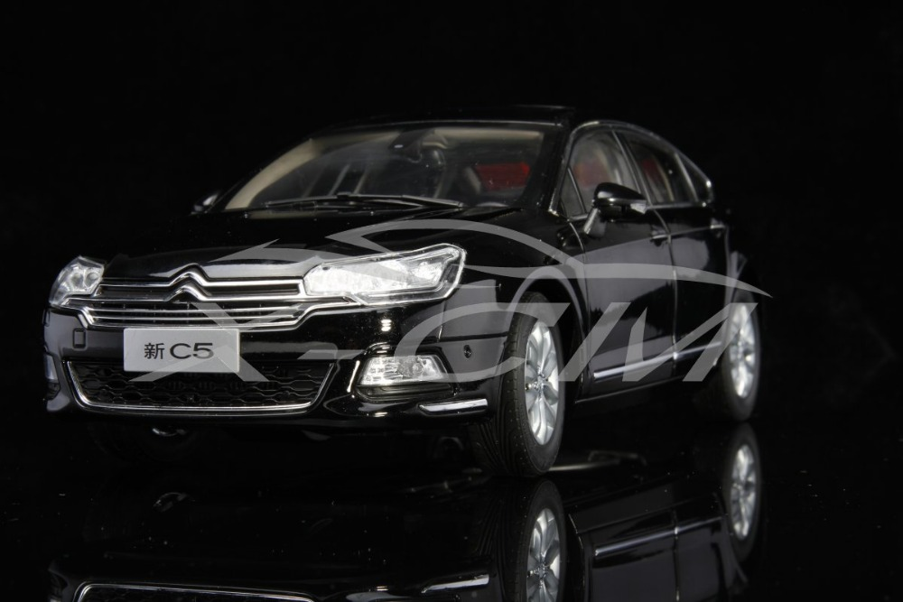 Diecast Car Model Citroen New C5 1:18 (Black) + SMALL GIFT!!!!!!!!!!!(China (Mainland))