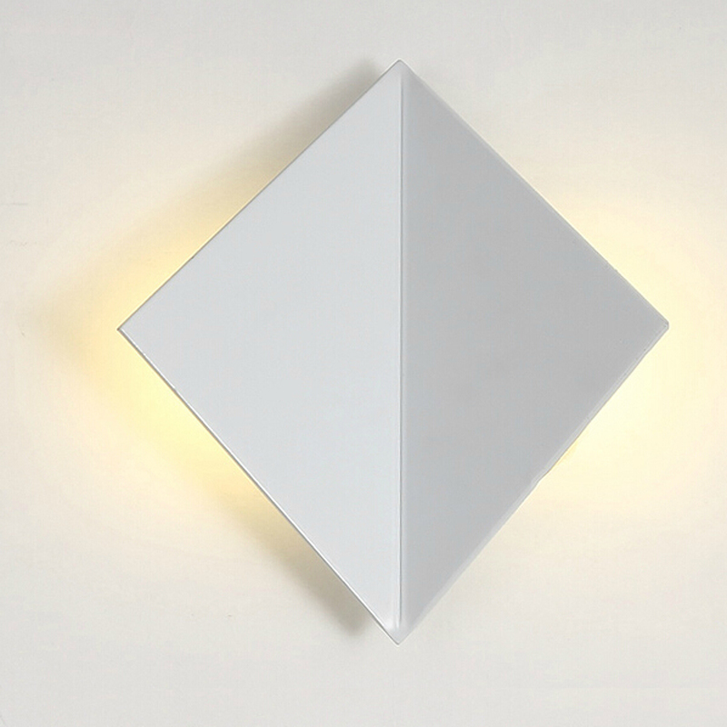 New Arrival Minimalism Modern led wall lights for bedroom balcony Living room Hardware 6W AC85-265V home decoration wall lamp от Aliexpress INT