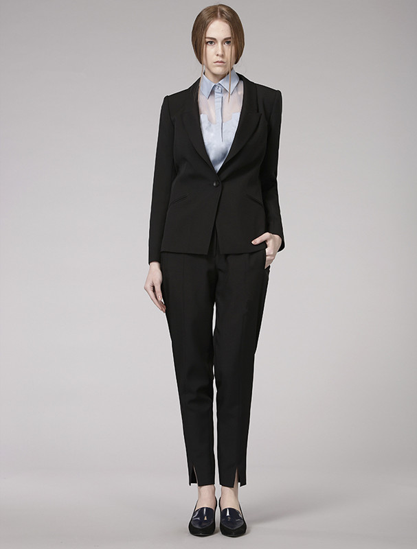 High Quality Women Pant Suits for Work-Buy Cheap Women Pant Suits ...