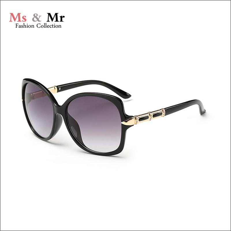 Ms & Mr 2016 fashion vintage sunglasses women.PC frame big sunglasses for Women Brand Sun glasses,oculos de sol feminino UV400.(China (Mainland))