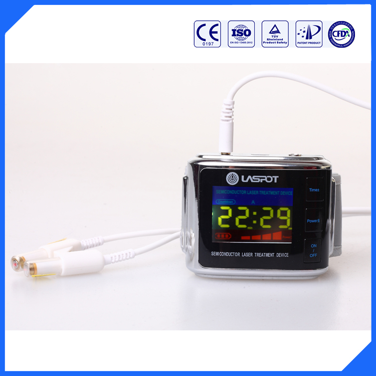 Top ten laser watch prevent blood pressure physical therapy equpments hot selling Machine