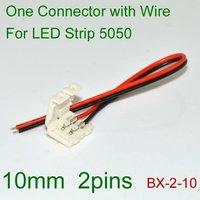 Разъем Zexus 10pcs/lot 10 2pin 5050 , [bx/2/10 5050 cable