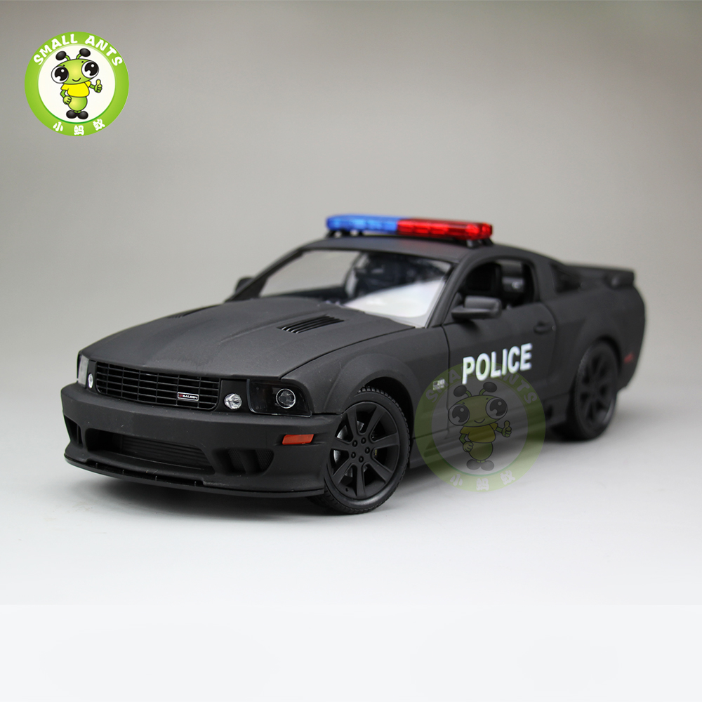 1:18 Ford Mustang 2007 Saleen S281 Diecast Car Model Toys - Welly FX Models(China (Mainland))