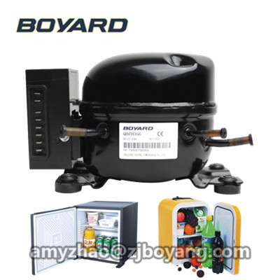 Фотография Van Boxes cooler with boyard dc refrigerator kompressore