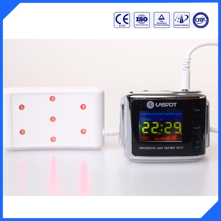 LASPOT instrument medical natural way to lower blood pressure 650nm(China (Mainland))