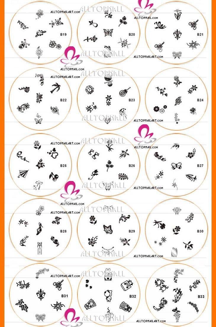 Hot Sale Nail Art Stamping Kits_02.jpg