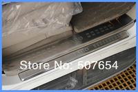 высокое качество стали stailness 8шт пороги пластины/должного тон пороги для toyota prado fj150 2010-2015 гг.