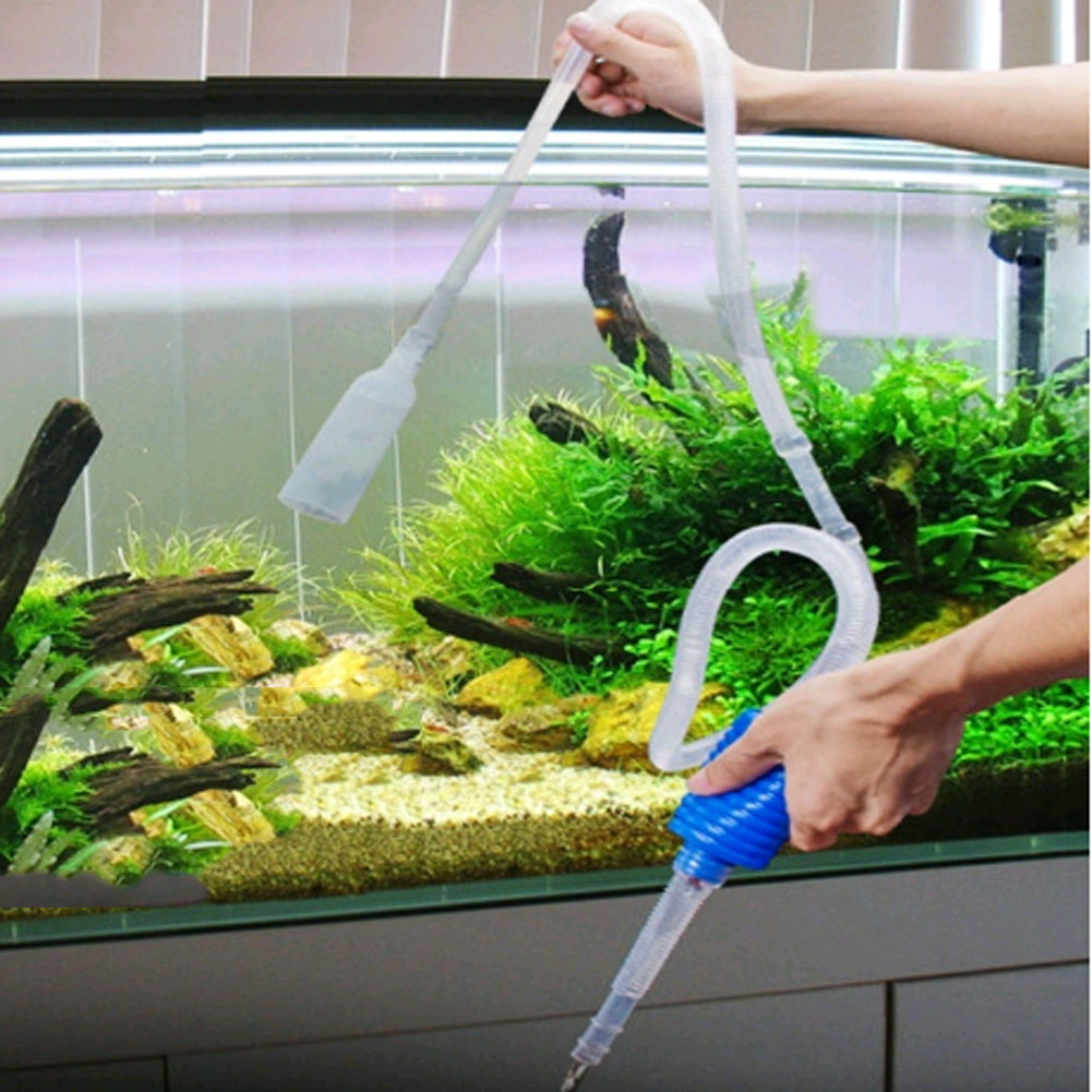 Popular plastic siphon pump buy cheap plastic siphon pump for Clean fish tank