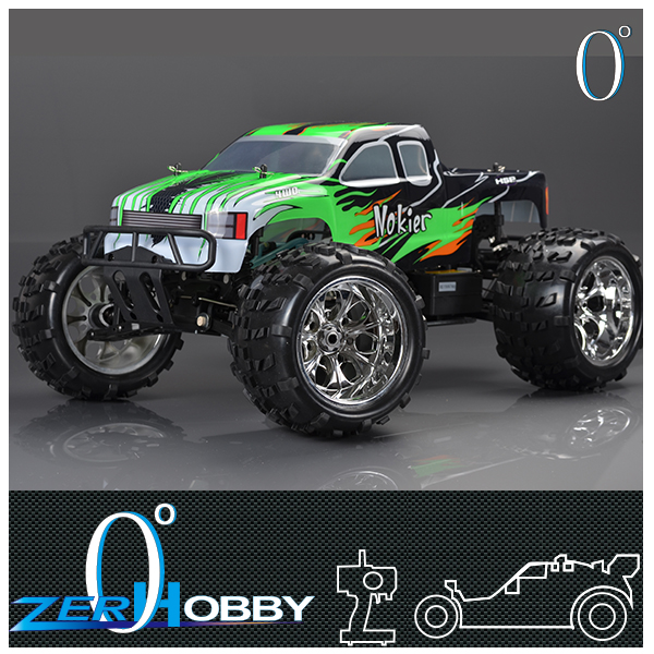 RC CAR HSP 1/8 MONSTER TRUCK 4WD Light weight Nitro Off Road Monster Truck SH21cxp engine 94762(China (Mainland))