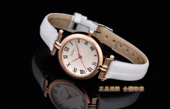 Ретро Простые женские Часы Япония Кварцевых Часов Лучший Моды Платье Кожаный Браслет Девушка Подарок На День Рождения Юлий Коробка 623