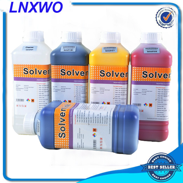 China Factory supply EP DX4/DX5/DX7 eco solvent ink <br><br>Aliexpress