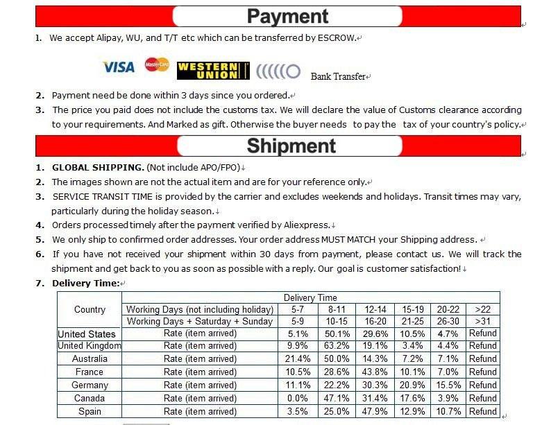 pay ship