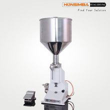 water cream milk chesse oil nail polish filling machine